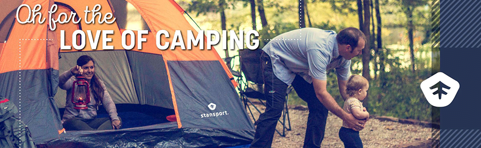 stansport, camping